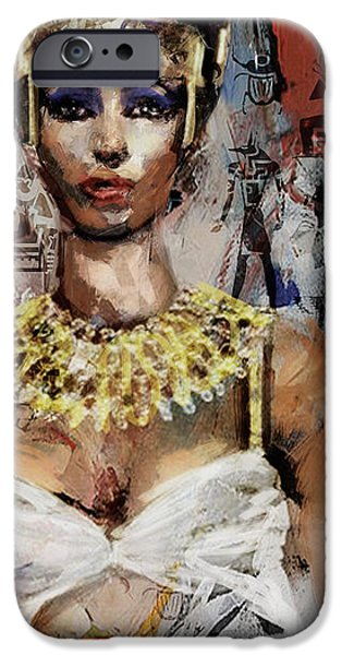 Egypt iPhone Cases -  Egyptian Culture 10b iPhone Case by Mahnoor shah