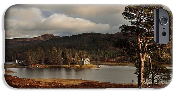 Circuit iPhone Cases -   Glen Affric  iPhone Case by Gavin Macrae