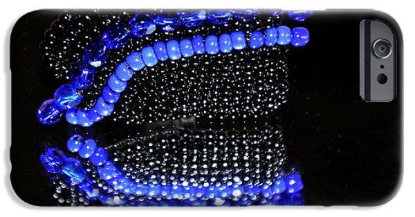 Fantasy Jewelry iPhone Cases -  Magic mirror  iPhone Case by Damijana Cermelj