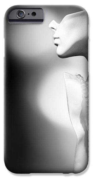 Nod and A Whisper iPhone Case by Bob Orsillo