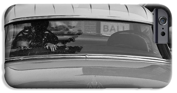Old Cars iPhone Cases -  Untitled- iPhone Case by Rae Ann  M Garrett