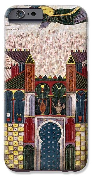 Babylon iPhone Cases - Facundus Beatus, 1047 iPhone Case by Granger