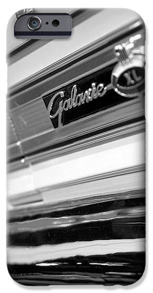 1964 Ford Galaxie 500 XL iPhone Case by Gordon Dean II