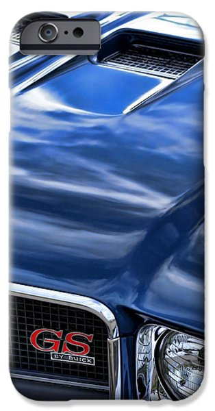 1970 Buick GS 455  iPhone Case by Gordon Dean II