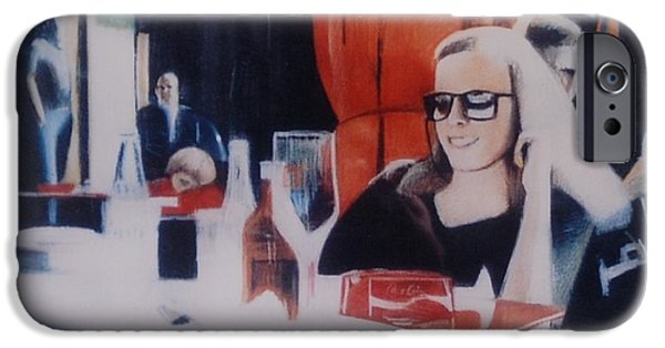 Recently Sold -  - Pastel iPhone Cases - Abroad Abroad iPhone Case by Judith McCabe Jarvis
