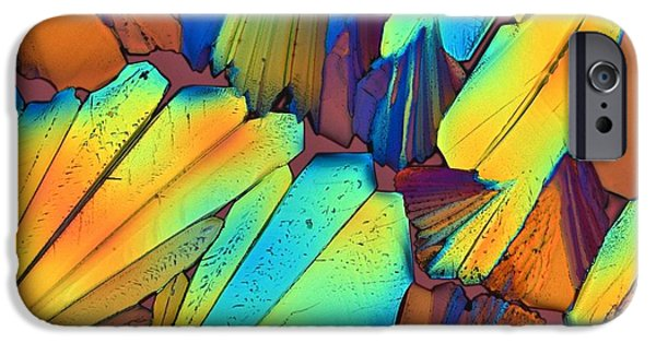 Nature Abstracts iPhone Cases - Aperol 5 iPhone Case by Bernardo Cesare