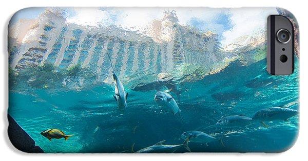 Atlantis iPhone Cases - Atlantis Paradise Island - Nassau Bahamas iPhone Case by Jon Berghoff