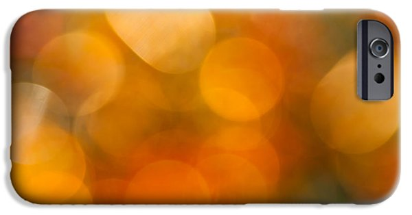 Corporate Art Photographs iPhone Cases - August Heat iPhone Case by Jan Bickerton