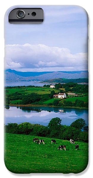 Bantry Bay, Co Cork, Ireland iPhone Case by The Irish Image Collection
