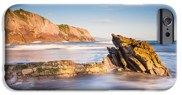 Morning iPhone Cases - Basque Country iPhone Case by Mariusz Czajkowski
