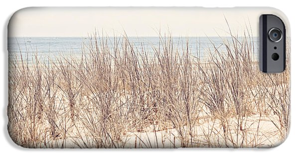 Flora iPhone Cases - By the Beautiful Sea iPhone Case by Colleen Kammerer