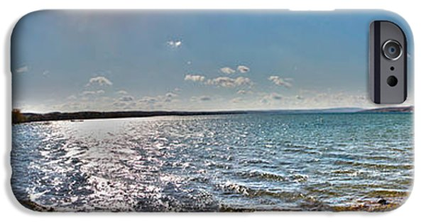 Canandaigua Lake iPhone Cases - Canandaigua Lake iPhone Case by William Norton