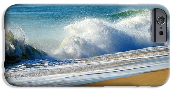 Marine iPhone Cases - Coastal Bliss iPhone Case by Dianne Cowen