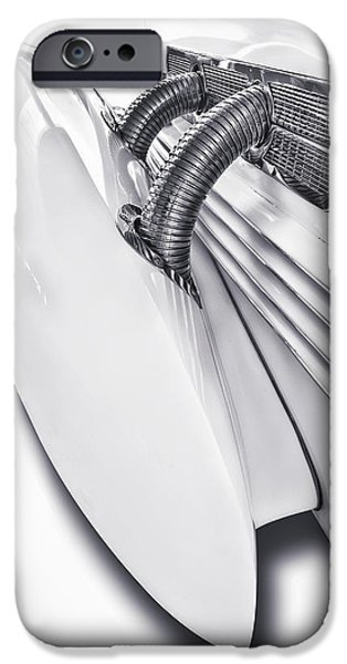 Automotive iPhone Cases - Cord 812 iPhone Case by Kurt Golgart