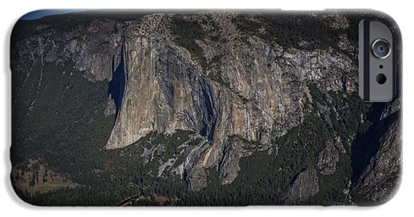Monolith iPhone Cases - El Capitan  iPhone Case by Rick Berk