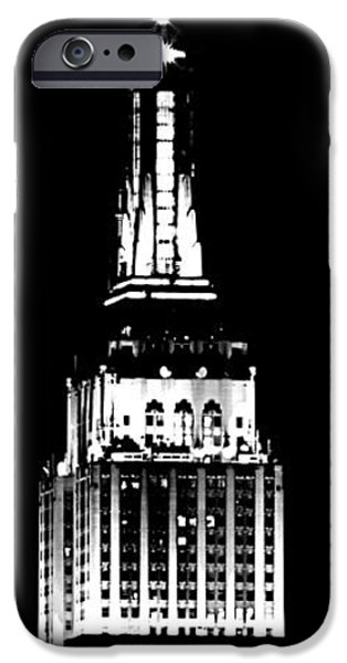 Empire State iPhone Cases - Empire State Building iPhone Case by Mingtaphotography