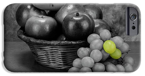 Concord Grapes iPhone Cases - Grapes iPhone Case by Douglas Miller