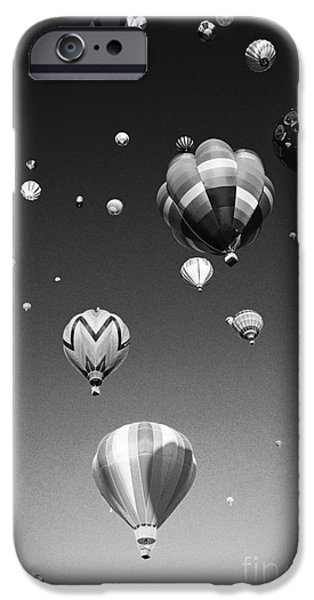 Hot Air Balloons iPhone Case by Michael Howell - Printscapes