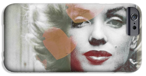 Watercolour Portrait iPhone Cases - I Will Always Love You iPhone Case by Paul Lovering