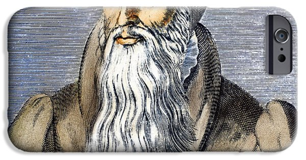 Reformer iPhone Cases - John Knox (1505-1572) iPhone Case by Granger