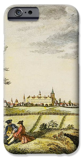 KINGS COLLEGE, NEW YORK iPhone Case by Granger