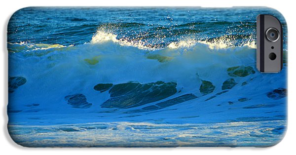 Marine iPhone Cases - Light of Morning iPhone Case by Dianne Cowen