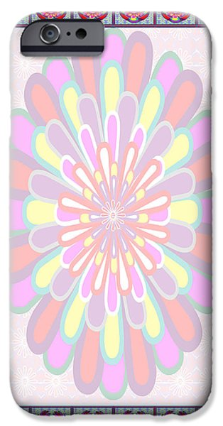 Diy iPhone Cases - Lotus Flower Wedding Blessings Board StockART StockIMAGES Invitation Greetings Stationary iPhone Case by Navin Joshi