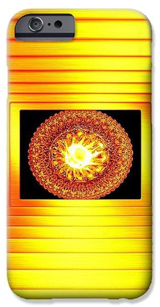 Luminous Energy 7 iPhone Case by Will Borden