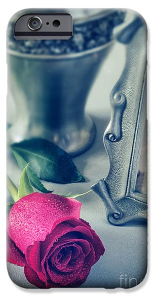 Memories iPhone Cases - Memorial Still-live iPhone Case by Carlos Caetano