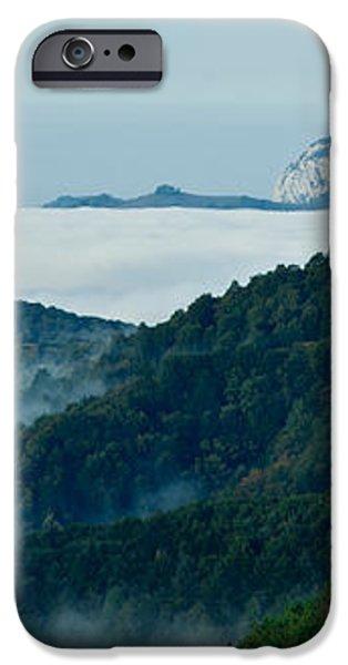 Mist over Apuseni iPhone Case by Gabriela Insuratelu