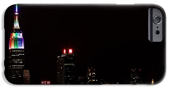 Empire State iPhone Cases - New Yorker iPhone Case by MingTa Li