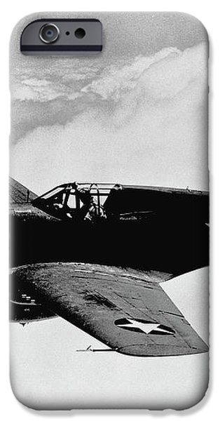P-40 Warhawk iPhone Case by War Is Hell Store