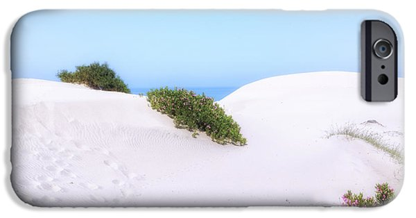 Asien iPhone Cases - Patara Beach - Turkey iPhone Case by Joana Kruse