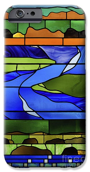 Pentecost iPhone Cases - Pentecost II. iPhone Case by Stan Pritchard