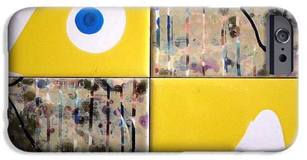 Animals Ceramics iPhone Cases - Poetry Oceans iPhone Case by Antonio  Cristo