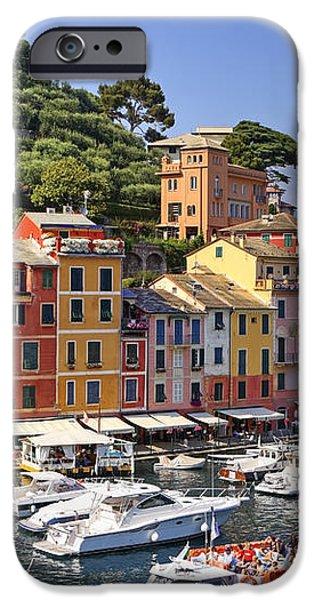 Portofino iPhone Case by Joana Kruse