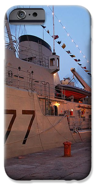 Portuguese Navy frigates iPhone Case by Gaspar Avila