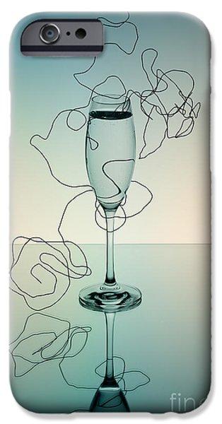 Reflection iPhone Case by Nailia Schwarz