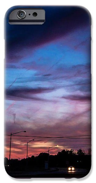 Self Discovery Photographs iPhone Cases - Return iPhone Case by Michael August