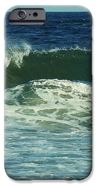 Riding Easy - Jersey Shore iPhone Case by Angie Tirado