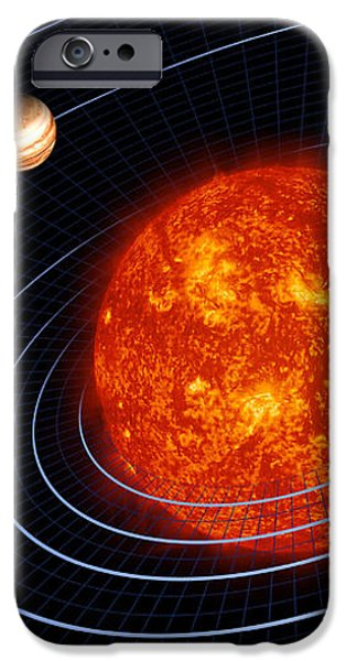 Solar System iPhone Case by Stocktrek Images