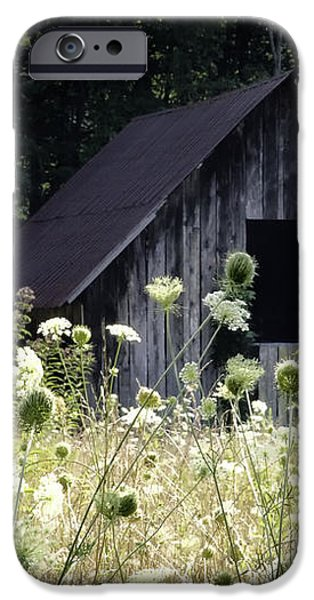 Summer Barn iPhone Case by Rob Travis
