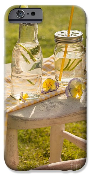 Summer iPhone Cases - Summer Drinks iPhone Case by Amanda And Christopher Elwell