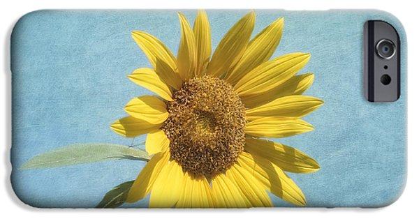 Botanical iPhone Cases - Sunny Side Up iPhone Case by Kim Hojnacki