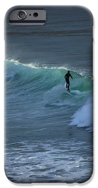 Marine iPhone Cases - Surf iPhone Case by Michael Diggin