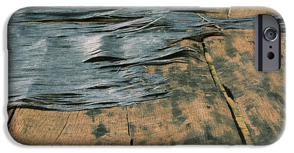 Ply iPhone Cases - Texture iPhone Case by Ric Aldrich