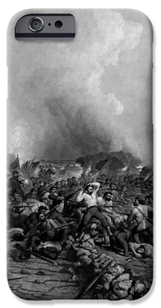The Battle of Gettysburg iPhone Case by War Is Hell Store