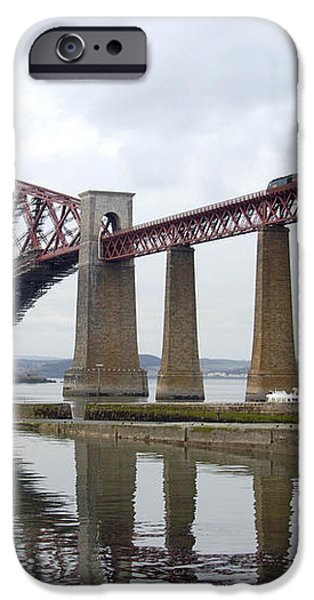 The Forth - Scotland iPhone Case by Mike McGlothlen