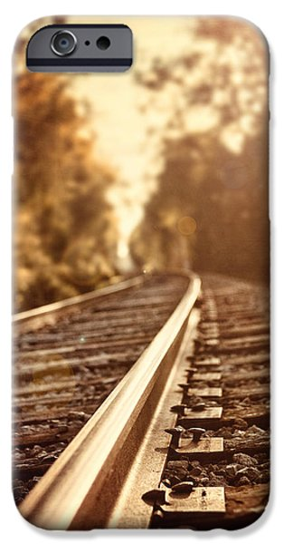 Sunflare iPhone Cases - The Journey iPhone Case by Lisa Russo