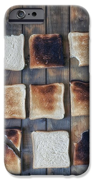 toast iPhone Case by Joana Kruse